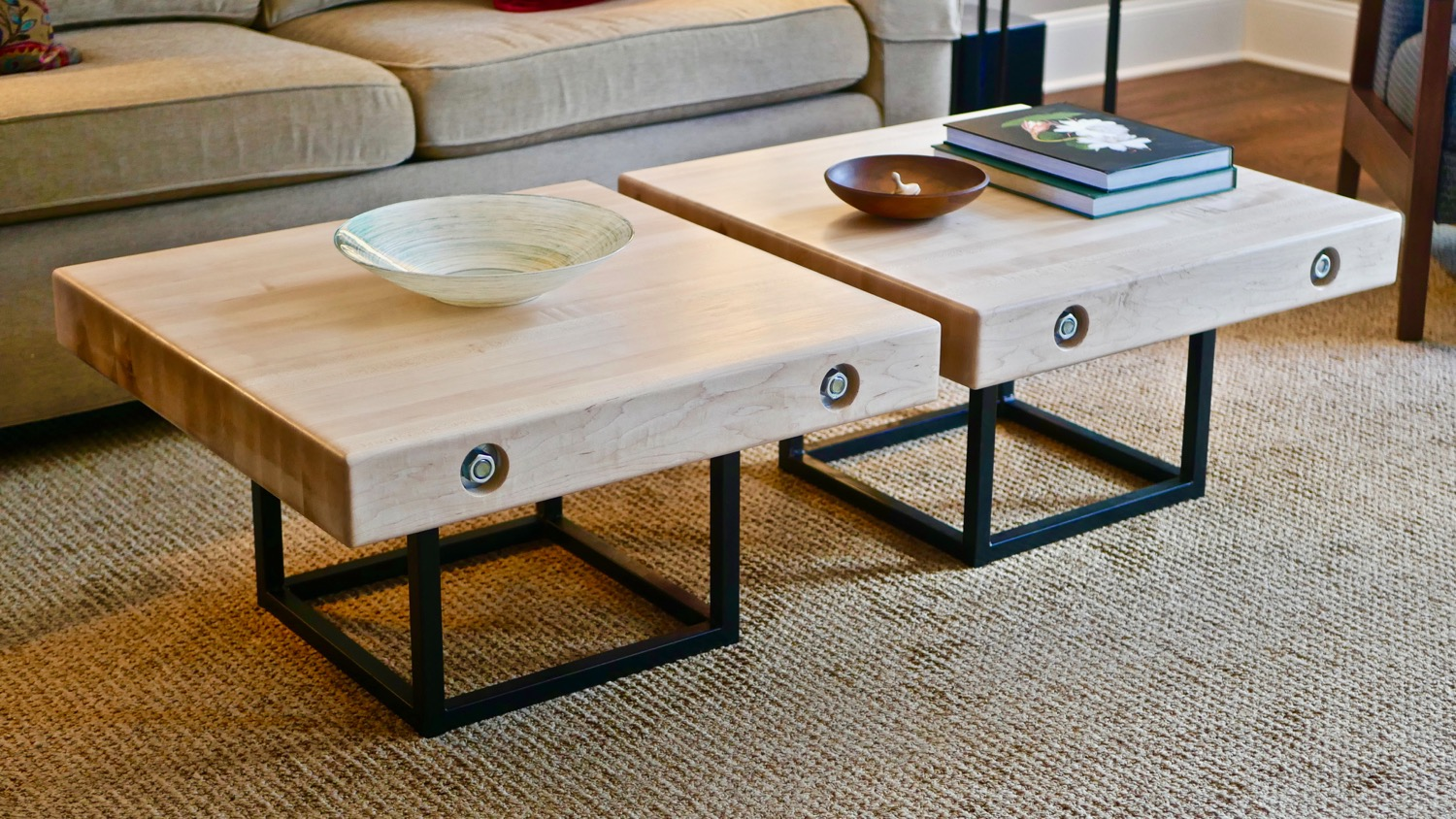 Picture of Enjoy Your Finished Coffee Table!