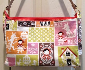 Sew a Shoulder Bag and Four Accessory Bags