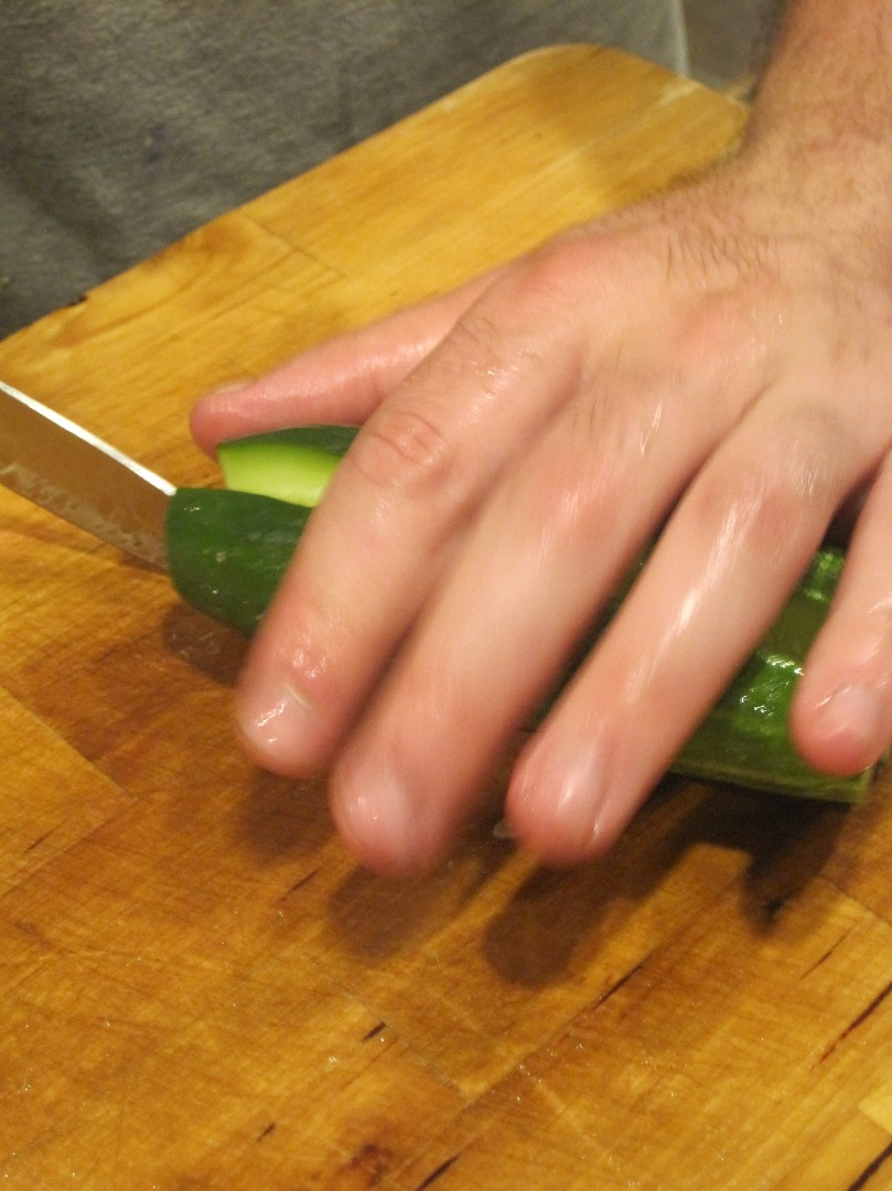Picture of Slice Your Cucumbers