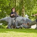 Keaton tames the Indominus Rex!