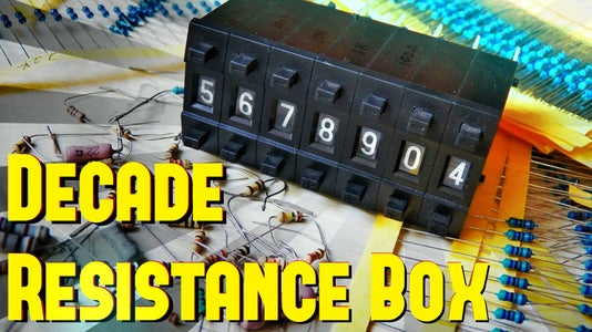 Decade Resistance Substitution Box Under 10$