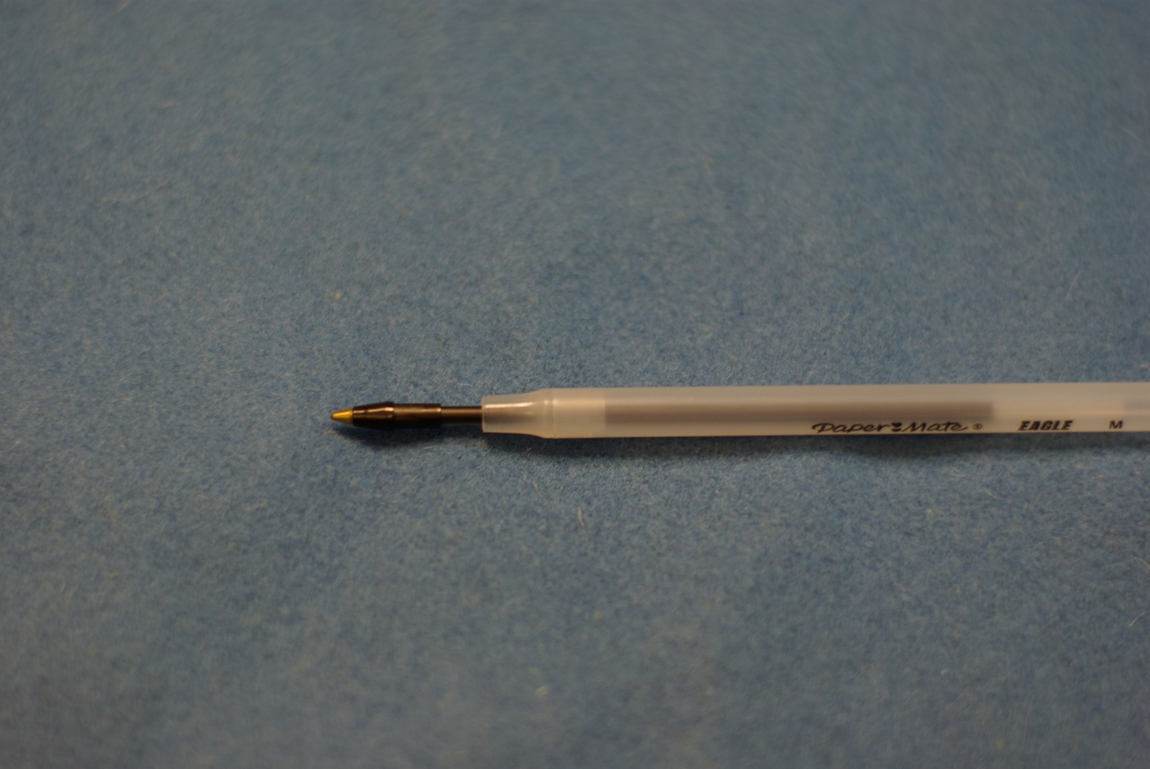 Picture of Remove the Ink Cartridge From the Pen