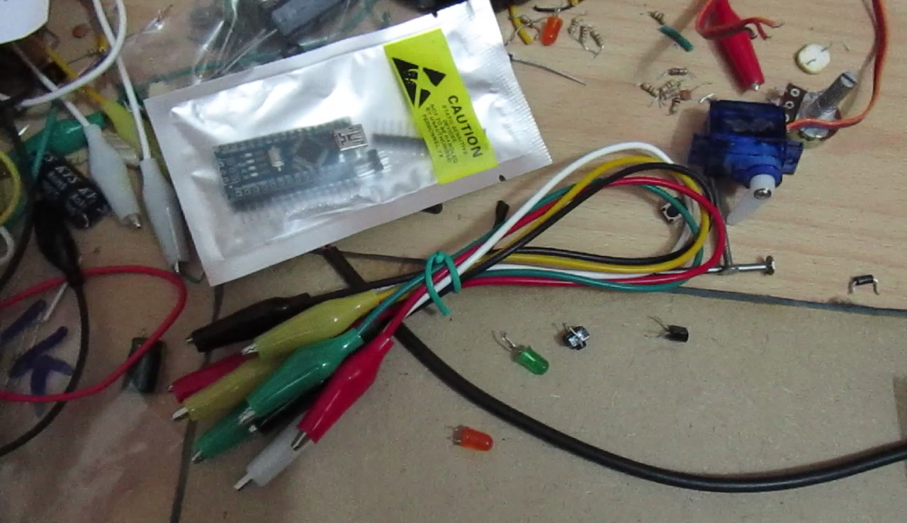 Picture of DIY Electronics Learning Kit