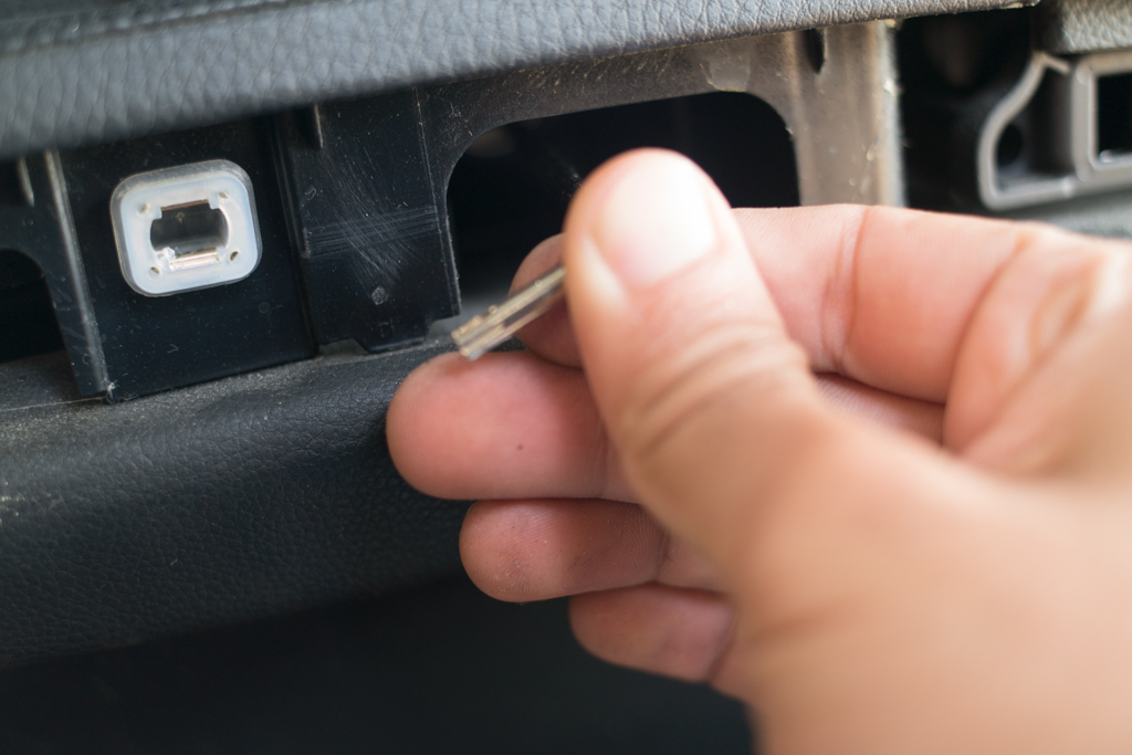 Picture of Screw Removal