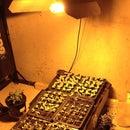 Heated propagator