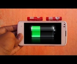 Smartphone Charger Convert Into Wireless Charger