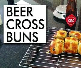 Beer Cross Buns