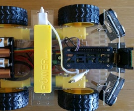 Joystick to Differential Drive (Python)