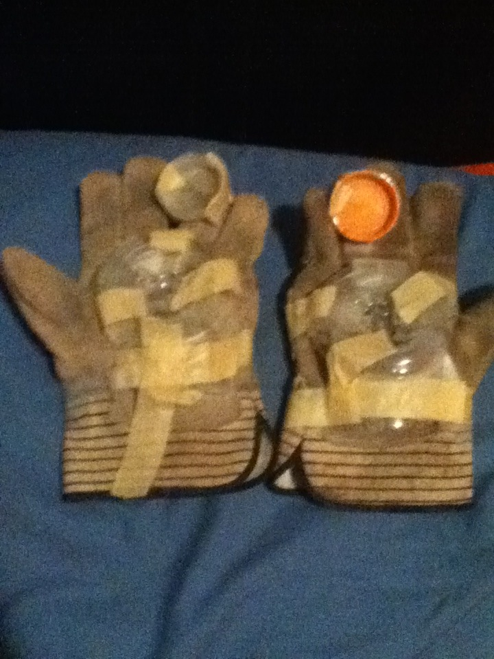Picture of Cheap Sliding Gloves for Long Boarding