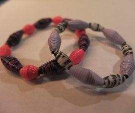 Duct Tape Beads/Bracelet