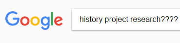 How to Research for a History Project by Alexander Hauser