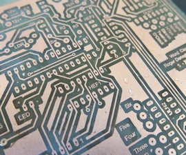 Easy, Consistent & Cheap Toner Transfer Method for Single & Double Sided PCBs