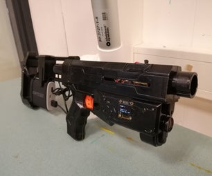 Arduino Lasertag Project