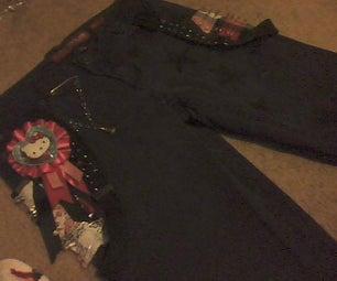 How to Make Oshare Kei Pants