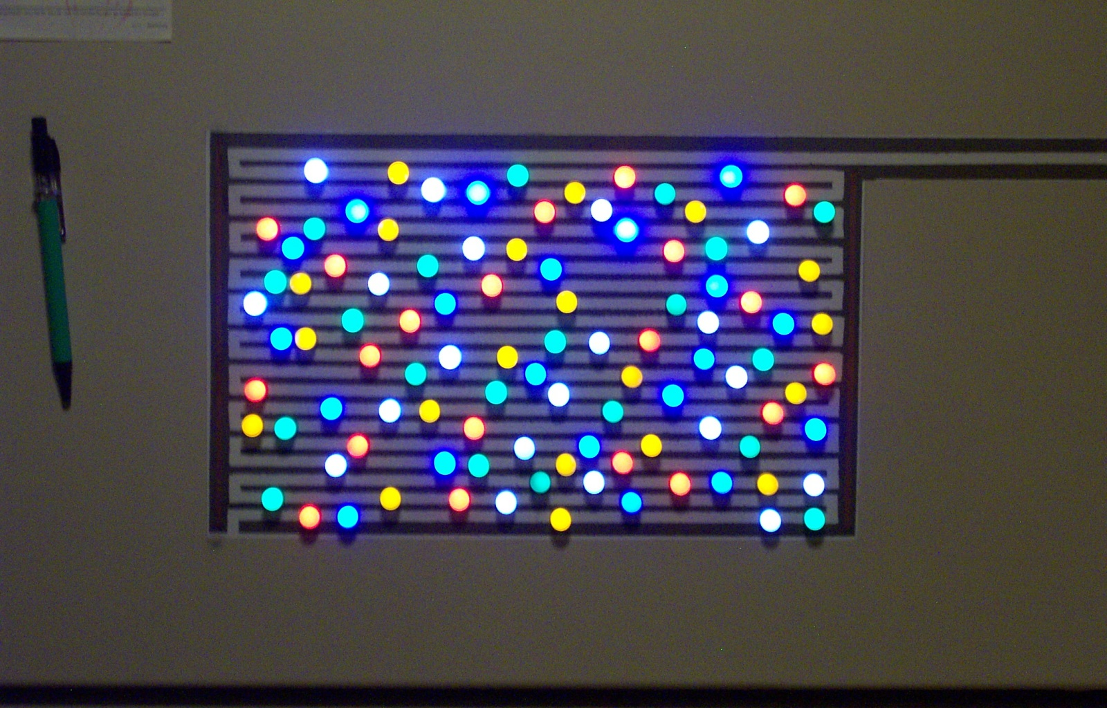 Picture of Magnetic Refrigerator Lights