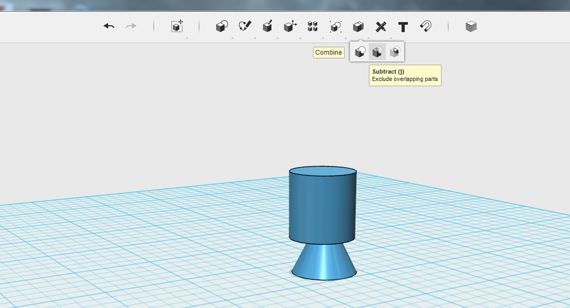 Picture of TinkerCAD - Lamp Shade
