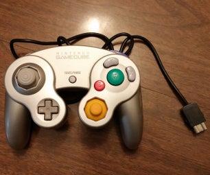 Gamecube Controller to Wiimote