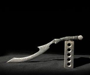 Mini Khopesh Sword - Letter Opener