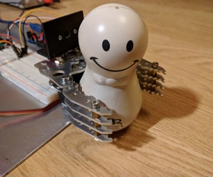 Automatic Gripping Using a Laser Sensor and Voice Commands