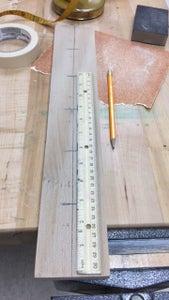 Step 4: Measure Twice Cut Once