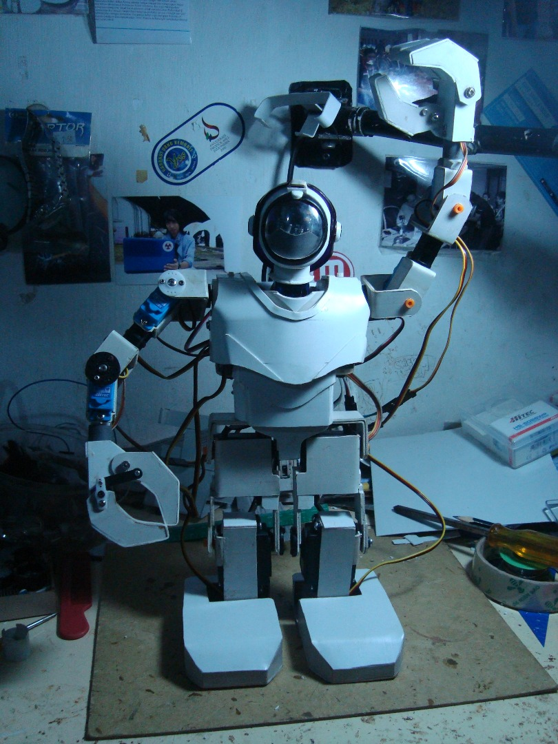 Picture of Making Humanoid Robot