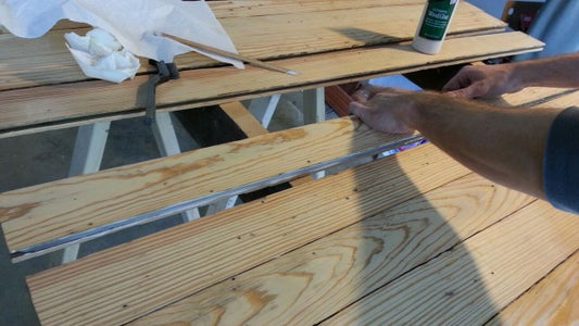 Assemble Boards Into Pre-table