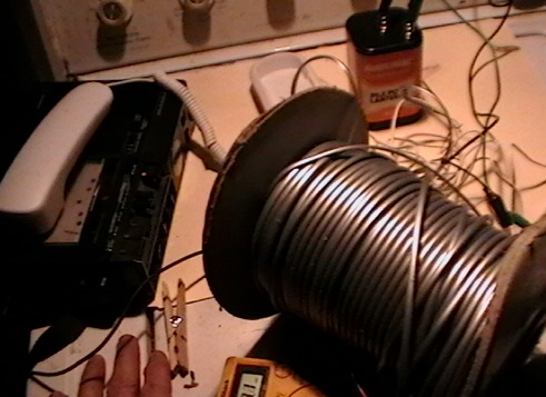 Picture of Connecting Land Line Phones Directly Together Off Grid (With the Telephone Company and Power Grid Down)