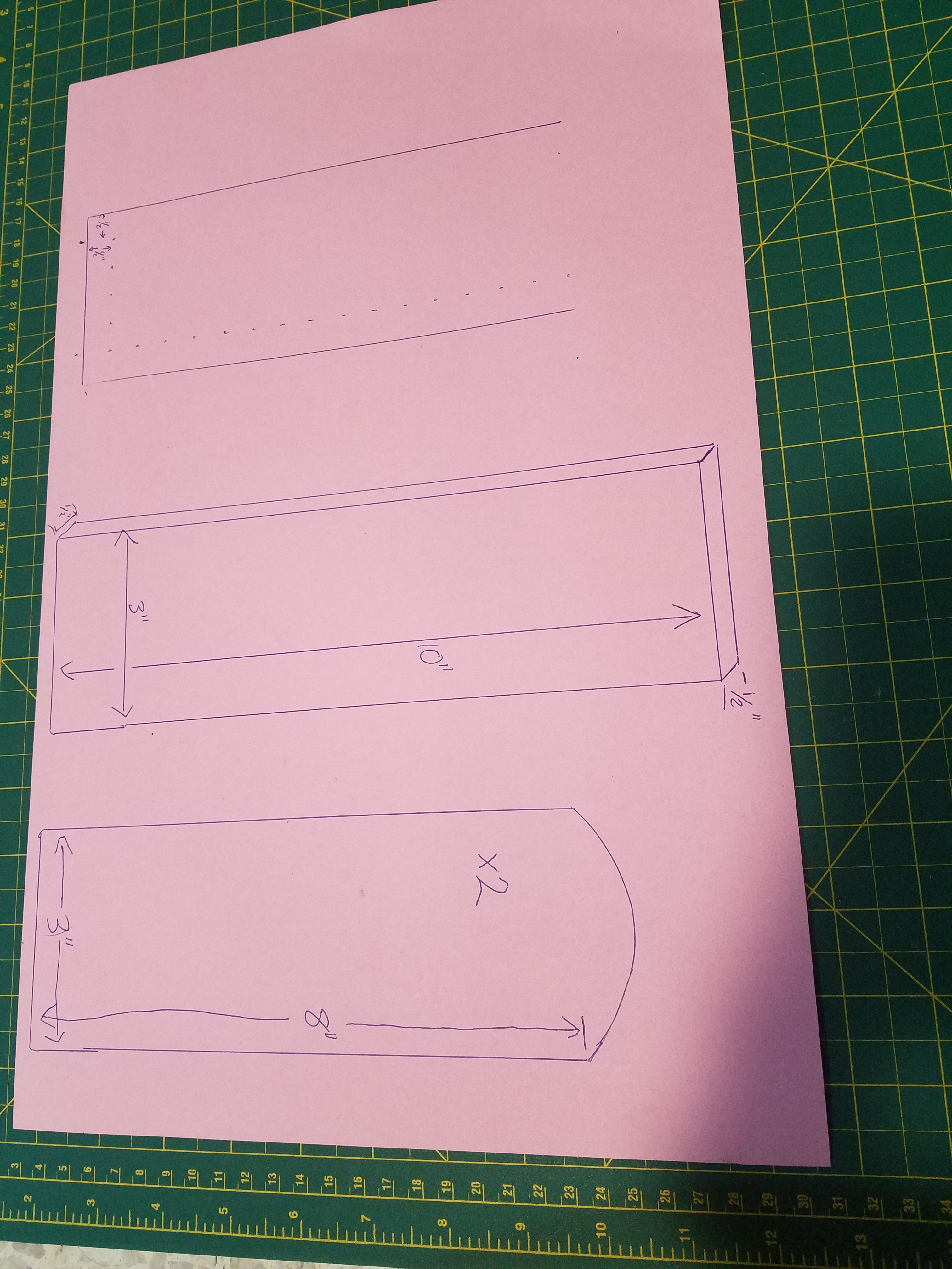 Picture of Some Ideas and Initial Design