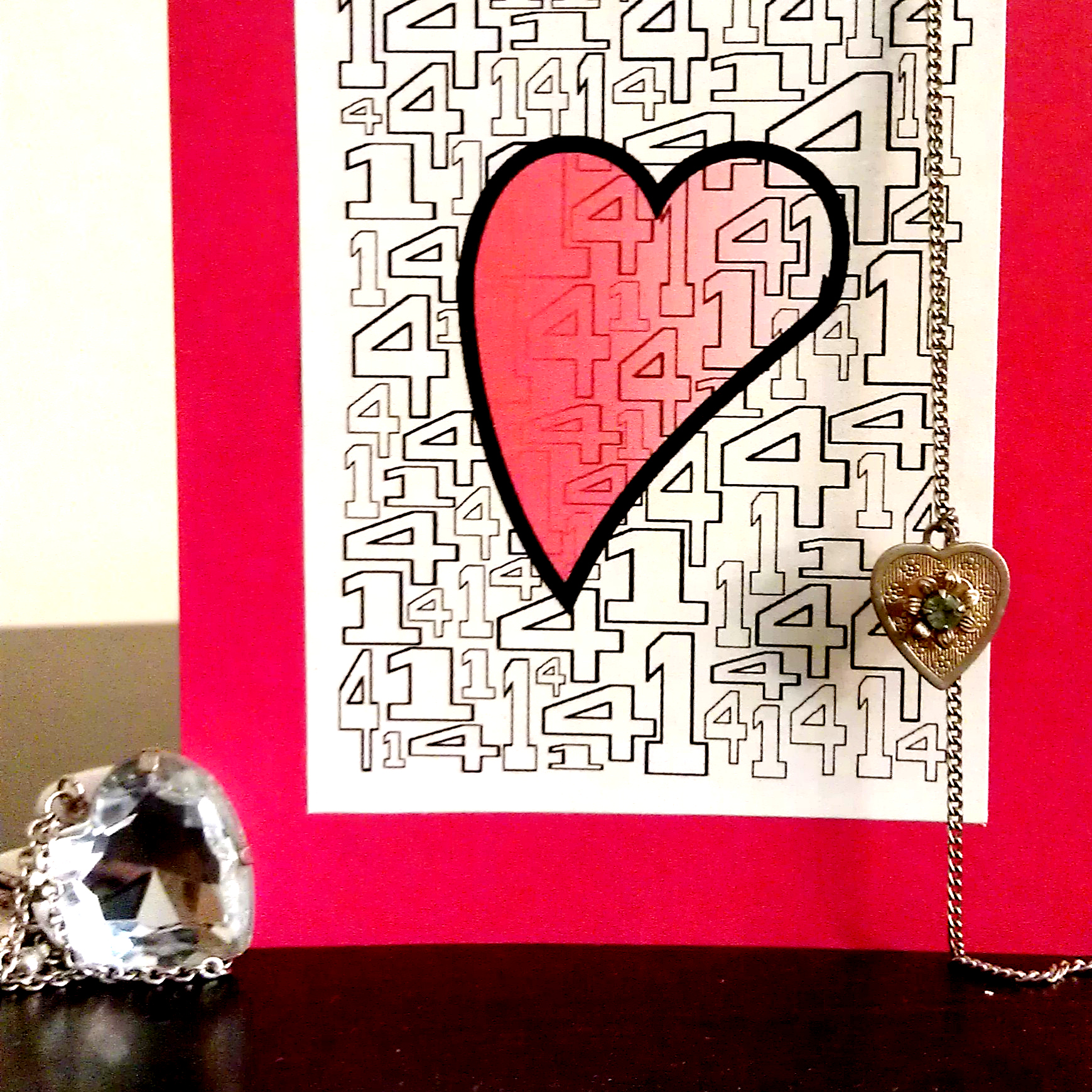 Picture of Valentines Day Card