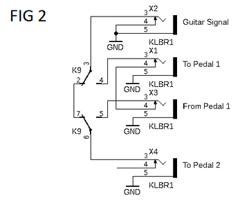 Using Relays Instead of the On/Off Switch