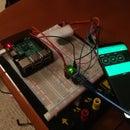 Raspberry PI & Arduino - Blynk Stepper Control