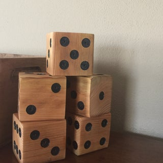 Easy Yard Dice