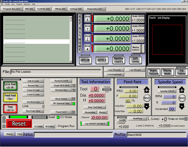 Picture of CNC Software