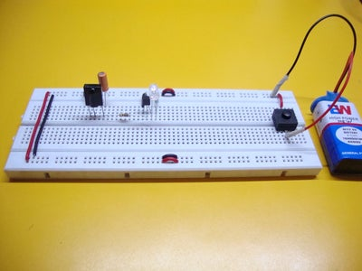 Project 2: IR Remote Tester