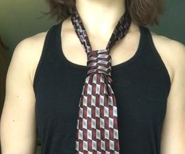 Tying a Tie