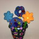 Spring kindergarten Class Project with 3D Printer