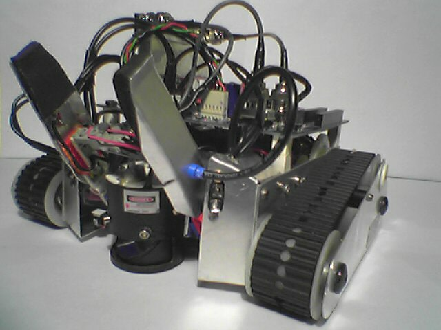 Picture of Infrared Ground/object Sensor for Robot Navigation