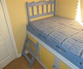 Under Bed Storage Unit.