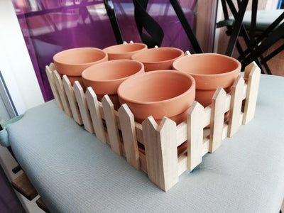 Take a Cups or Smaller Pots