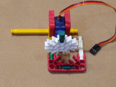Build the Servo Assembly