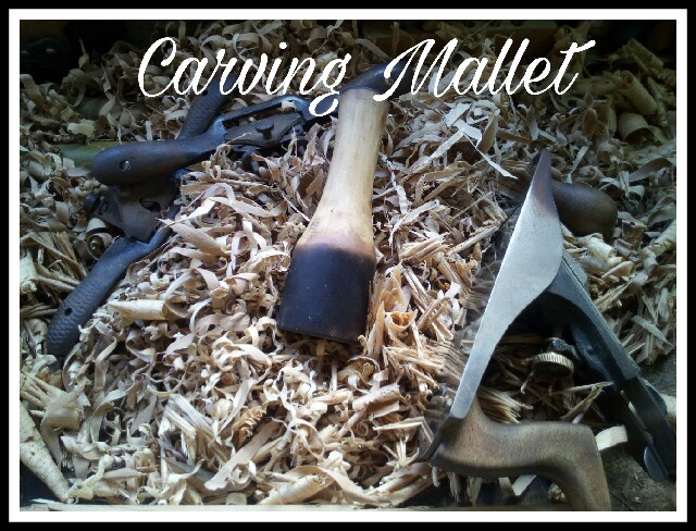 Picture of Carving Mallet, How to Make