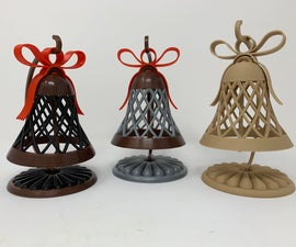 Bell Ornament With Stand