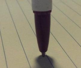 Super Simple CNC Ballpoint Plotter Pen