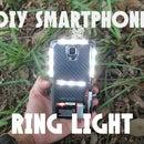 DIY SmartPhone Ring Light