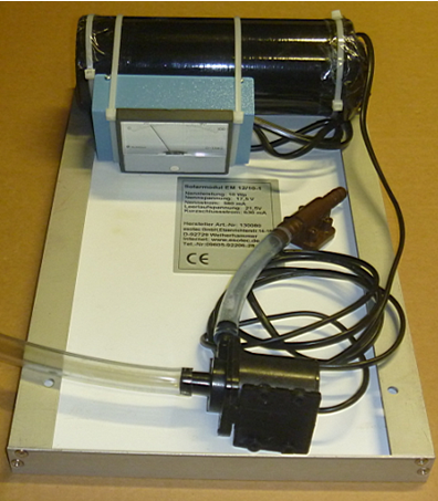 Picture of Energy Harvesting for Solar-driven Water Pump