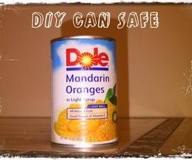 D.I.Y. Can Safe