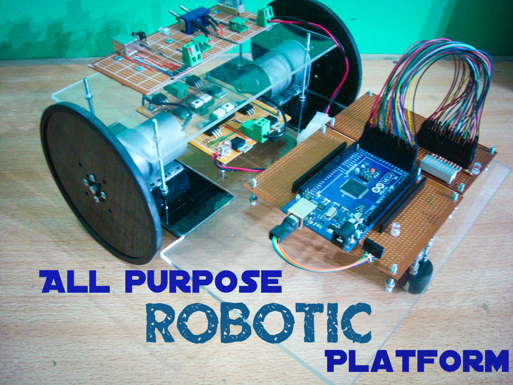Picture of All Purpose Robotic Platform