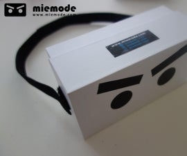 Turn Your IPhone Packaging Box Into a Virtual Reality Headset