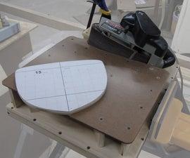 An Edge-Sanding Table for Your Belt Sander