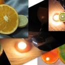 Glow Oranges